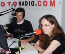 alexis_celine_animateurs_radio_Culture_Decouverte_emission.JPG