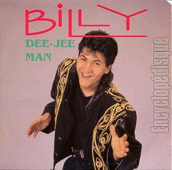 Pochette d'album de Billy