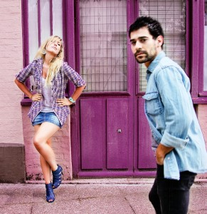 MAGIC POP HOTEL : Carolyn Evans et JB Ayoub
