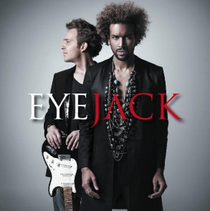 Juste About The Sun, le 1er CD d'EYEJACK