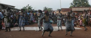 Danse traditionelle togo tsevie lome 6