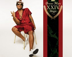 Oto découverte avec Baptiste : l'album « 24K Magic » de Bruno Mars