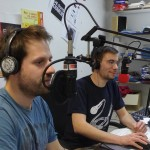Baptiste et alexis animateurs radio C&D (red)